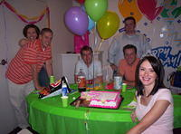 Angie's Birthday '05